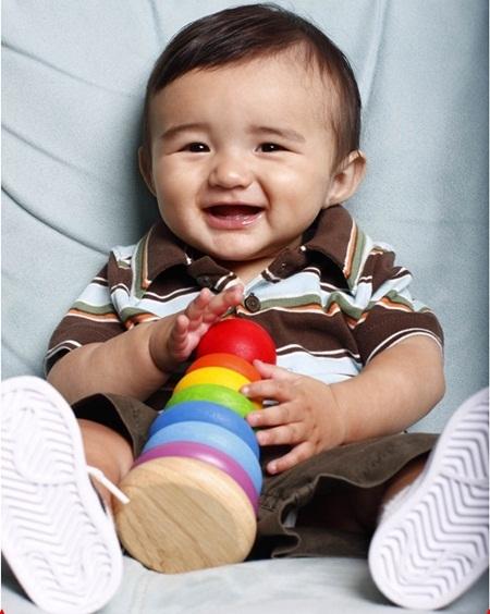 Bụng vui giúp bé khỏe mạnh và thông minh hơn!