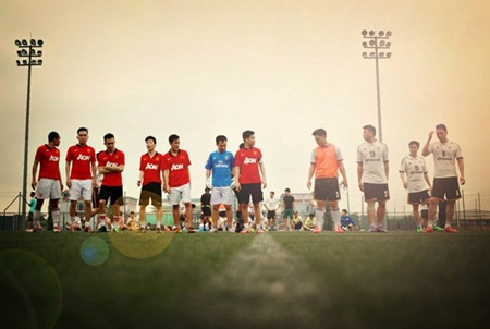 Giải bóng đá UKAV 2014