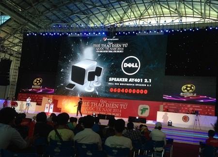 Giải thưởng hấp dẫn từ nhà tài trợ Dell