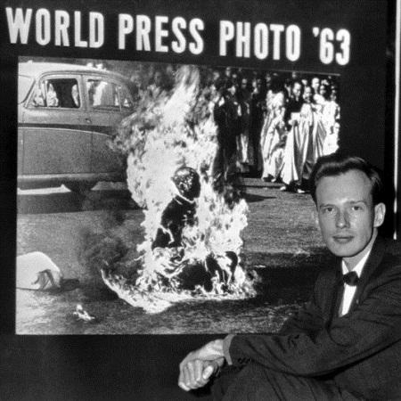 Phóng viên ảnh huyền thoại Horst Faas