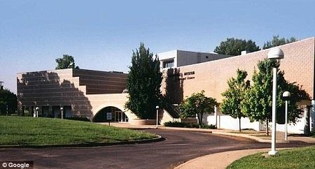 Viện bảo tàng Evansvilleở bang Indiana, Mỹ