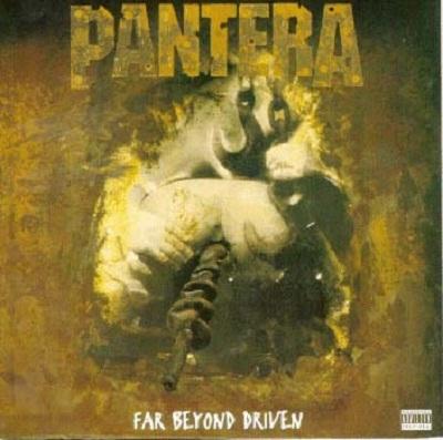 Far Beyond Driven – Pantera (1994)