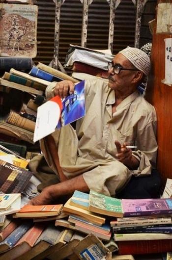 Giải Công chúng bình chọn: Cuốn sách đau đớn - Qayssar Alwarda (I-rắc)