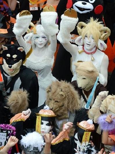 Lễ diễu hành của các bạn trẻ ở Tokyo, Nhật