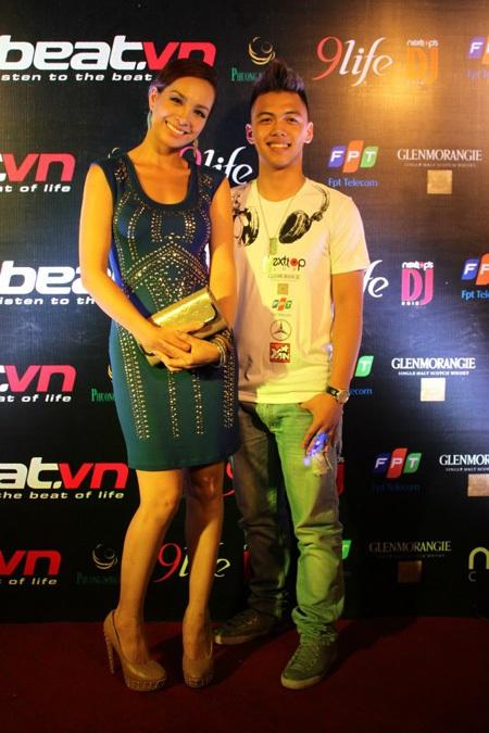 DJ Nguyễn Anh Hùng (nghệ danh Hùng Anh)