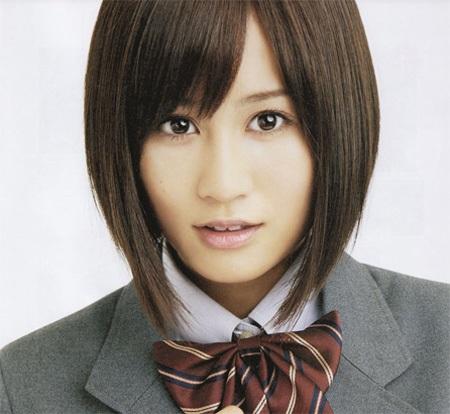 Nữ ca sĩ Atsuko Maeda