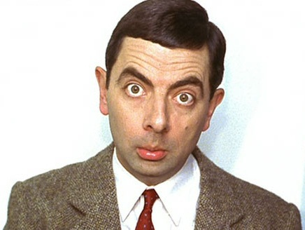 Hình ảnh Mr. Bean đã không còn xa lạ với khán giả màn ảnh nhỏ thế giới