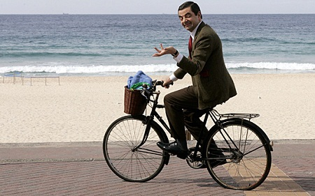 Mr. Bean đã trở thành đặc sản văn hóa của nước Anh