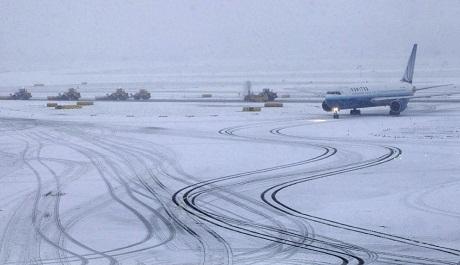 Hà Lan: Máy bay trên đường băng.