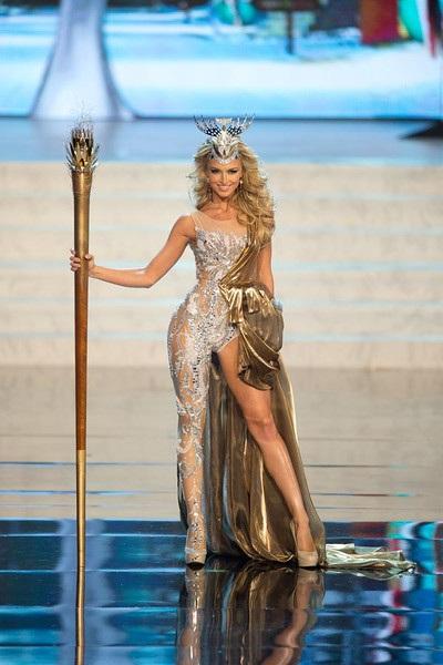 Miss Nam Phi- Melinda Bam