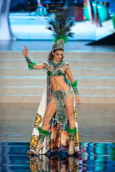 Miss Guatemala- Laura Godoy