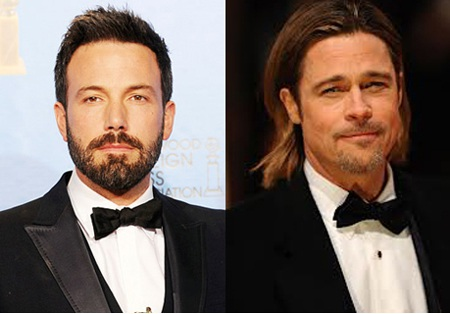 Ben Affleck - Brad Pitt