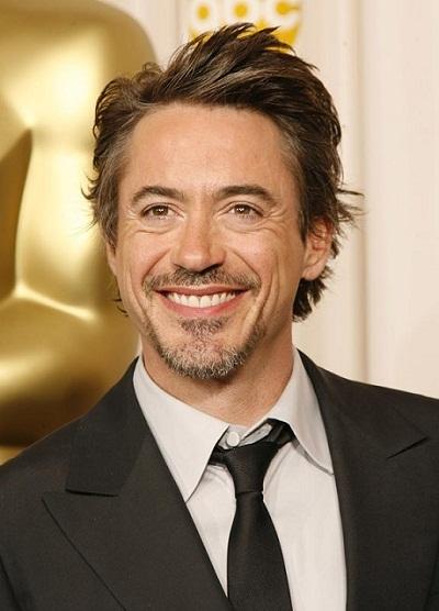 Chàng Người Sắt Robert Downey Jr.