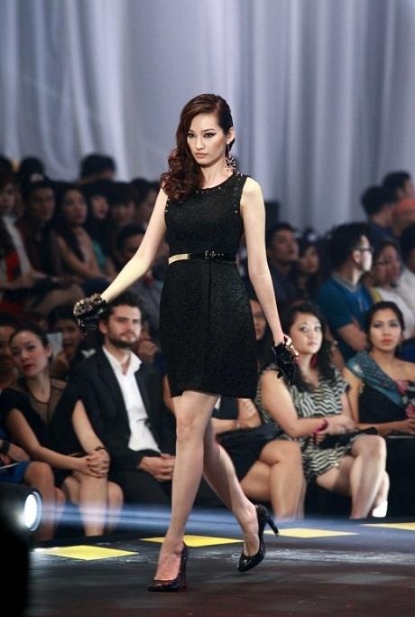 Đẹp Fashion Show: Từ sàn diễn đến cuộc sống