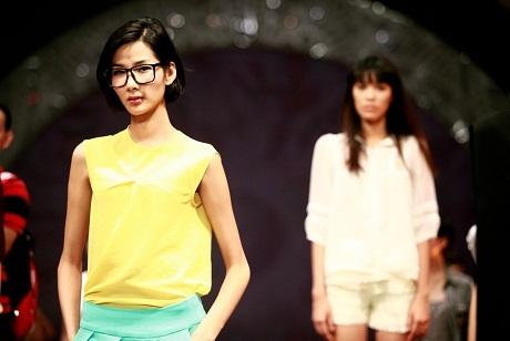 Hoàng Thùy Next Top Model
