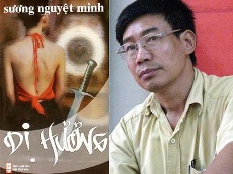 Nhà văn Sương Nguyệt Minh:Sex với Dị Hương
