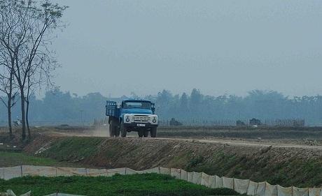 Xe tải của bố của Việt Nam tham dự LHP Berlin 2013