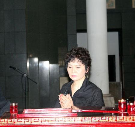 Diễn viên Minh Châu