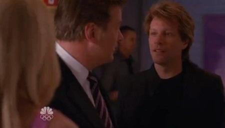Jon chỉ nhận được một vai diễn nhỏ trong bộ phim truyền hình dài tập chiếu trên đài NBC.