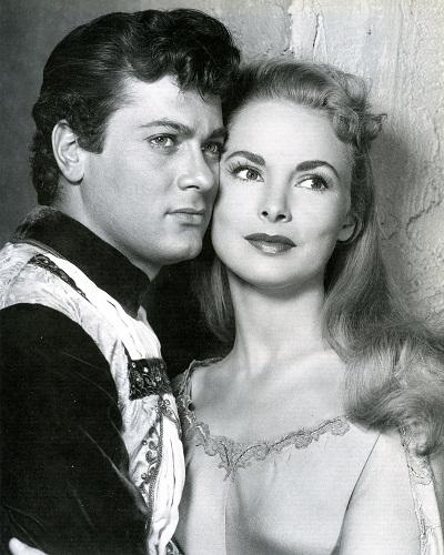 Tony Curtis và Janet Leigh