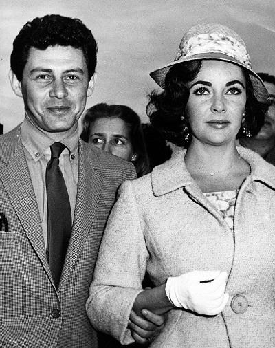 Eddie Fisher và Elizabeth Taylor