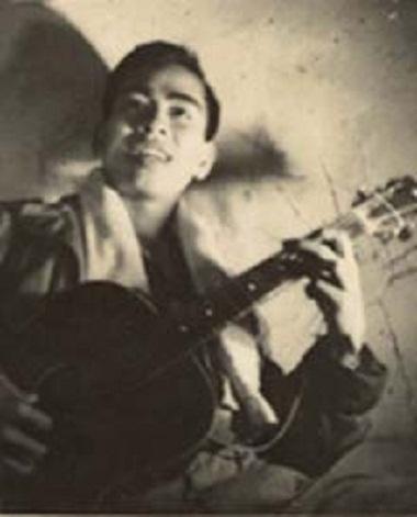 Nhạc sĩ Hoàng Hà một thời trai trẻ