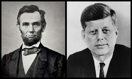 Tổng thống Abraham Lincoln – Tổng thống John F. Kennedy