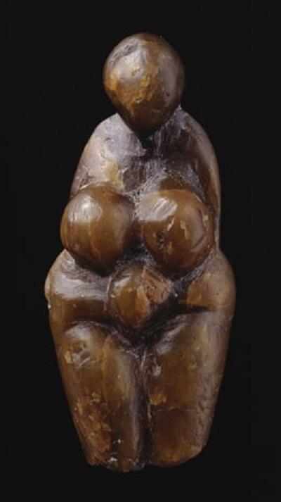 Bức tượng đá khắc họa người phụ nữ có niên đại khoảng 20.000 năm tuổi.