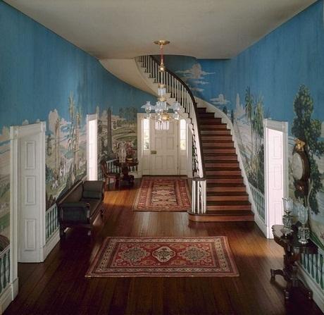 Một phòng ngoài ở bang Tennessee năm 1835