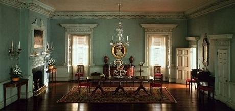 Phòng ăn ở bang Maryland năm 1774