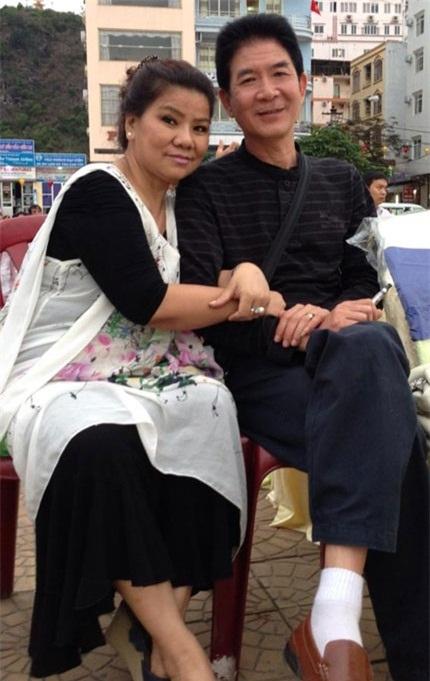 NSND Thanh Hoa và nghệ sĩ Tôn Thất Lợi.