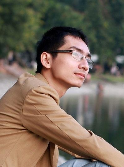 Tác giả Lê Xuân Khoa sinh năm 1
