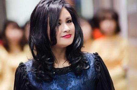 Ca sĩ Thanh Lam hiện tại