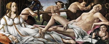 """Bức """"Danae"""" (Nàng Danae) vẽ năm 1544 – 1545, trưng bày tại Bảo tàng Capodimonte, Naples, Ý."""