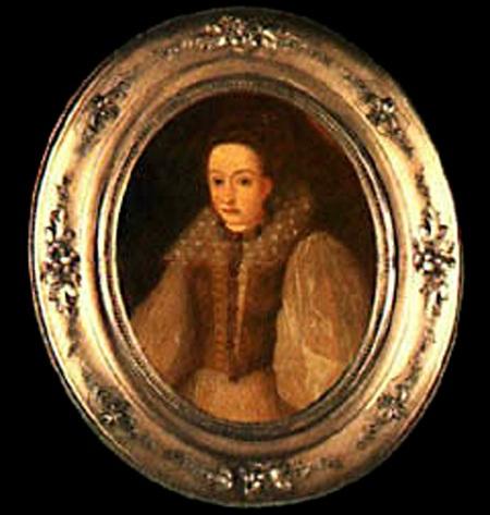 Chân dung nữ bá tước khát máu Elizabeth Báthory.