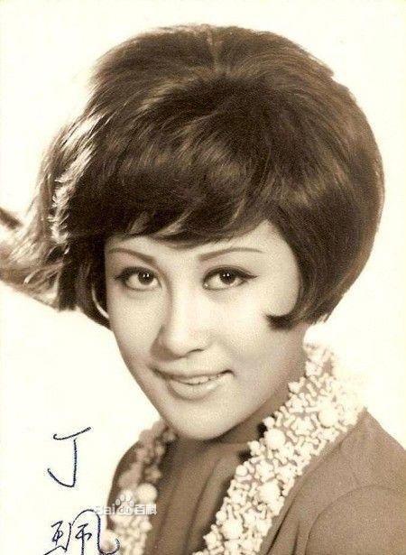 Nữ diễn viên Đinh Bội.