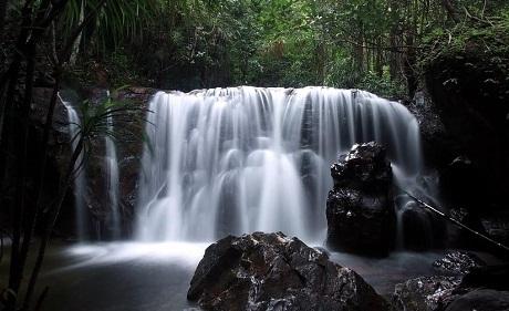 Suối Tranh – Phú Quốc, vẻ đẹp hòa quyện của thiên nhiên hoang sơ