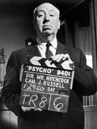 Đạo diễn Alfred Hitchcock