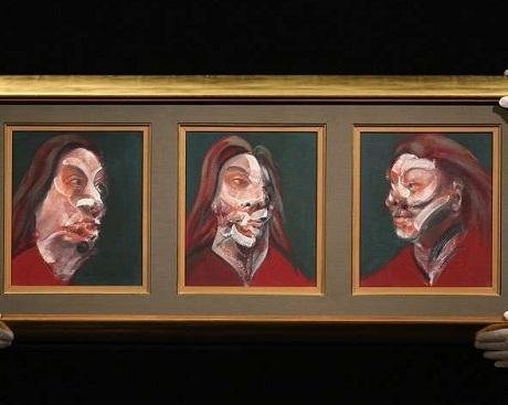 Bức họa Francis Bacon vẽ người tình trị giá 366 tỉ
