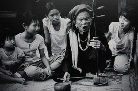 Nghệ nhân Hà Thị Cầu không đợi được đến lúc được vinh danh.