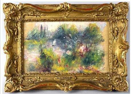 Một bức chân dung của nữ họa sĩ Mary Moser lúc sinh thời.