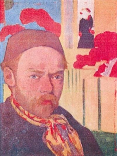 Bức tự họa của danh họa người Hà Lan Meyer de Haan