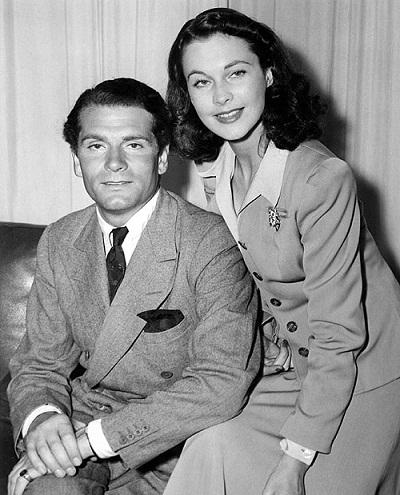 Vivien Leigh và người chồng thứ 2 - Laurence Olivier