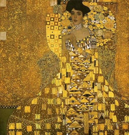 Gustav Klimt sinh ra ở Áo và là một họa sĩ nổi tiếng theo trường phái tượng trưng.