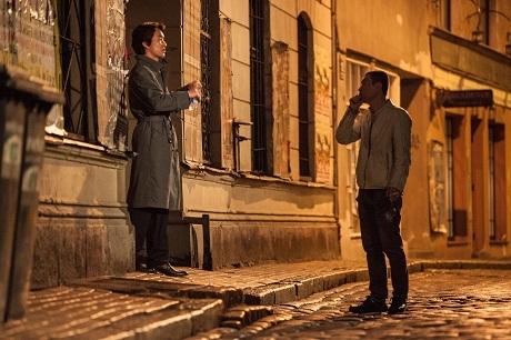 """""""Hồ sơ Berlin"""" với nhiều cảnh quay được thực hiện ở nước ngoài."""