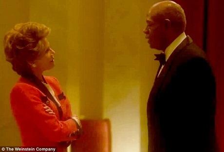 Nữ diễn viên ghét Tổng thống Reagan bất ngờ nhận vai vợ ông