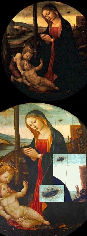 Mỗi bức tranh nổi tiếng đều mang một mật mã?