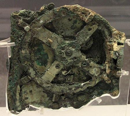 Ảnh cỗ máy Antikythera