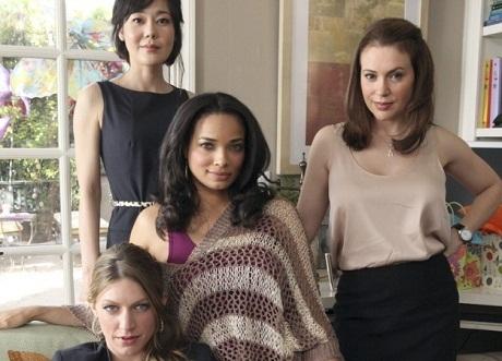 Những diễn viên trong phim Tình nhân (Mistresses).