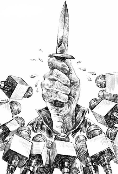 Trung Quốc đổ lỗi cho truyền thông khi bạo lực gia tăng